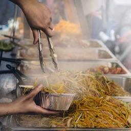 Chicago Food Inspections - Restaurant Insp. Scores