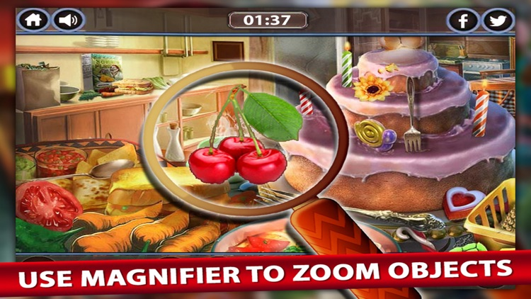 Hidden Objects: The Art Of Cooking