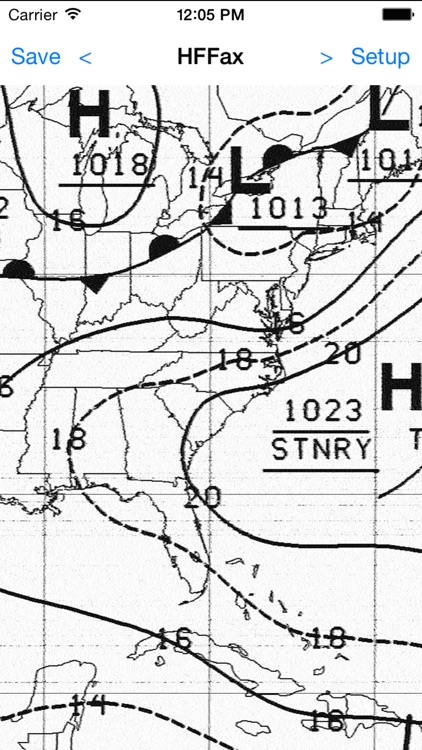 HF Weather Fax