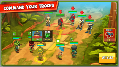 The Troopers: minions in arms på PC