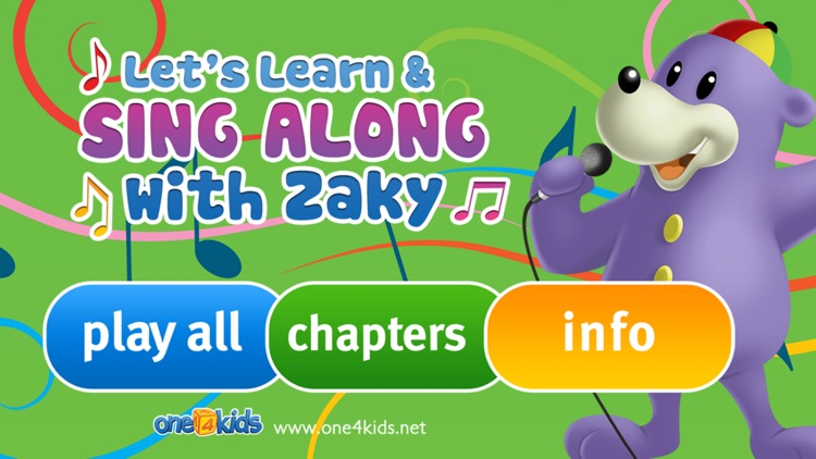 Singalong with Zaky