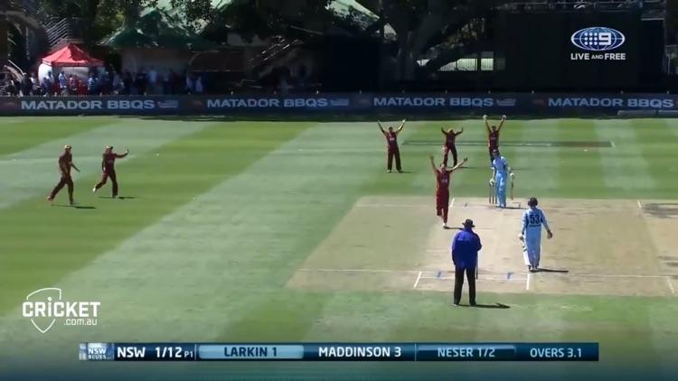 Cricket Australia Live: The Official App screenshot-4