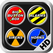 Big Button Box: Alarms Sirens Horns Hd app review