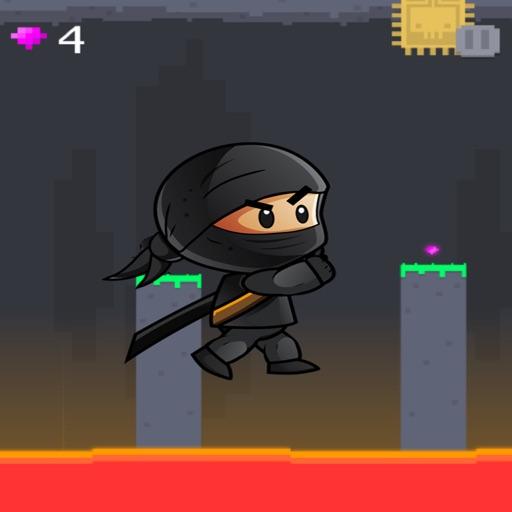 Jumper ninja man