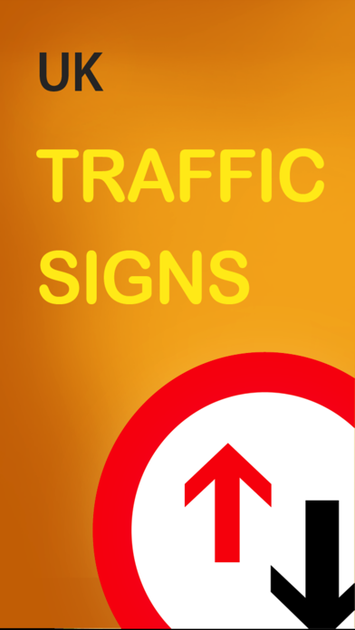 UK Road & Traffic Signs Lite screenshot one