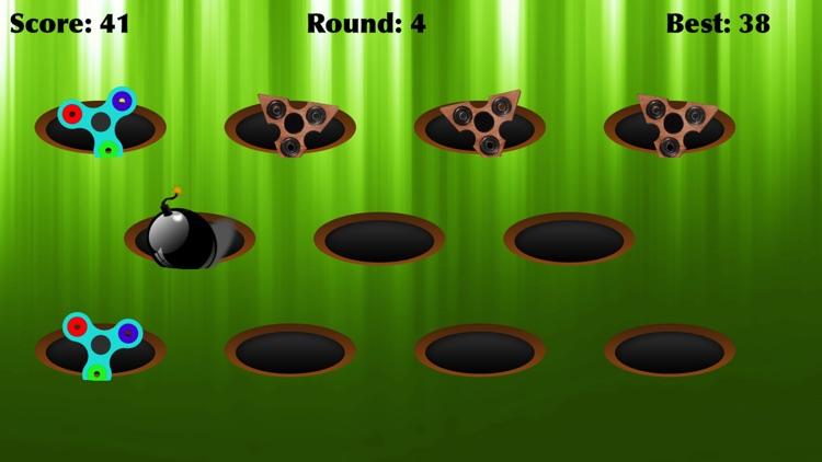 Whack A Fidget Spinner screenshot-3