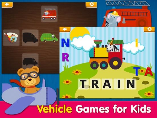 Smart Baby! Kids Educational Games for boys, girls screenshot 6
