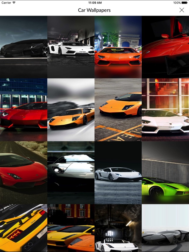 Car Wallpapers Unofficial Lamborghini Cars On The App Store