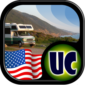 The Ultimate US Public Campground Project app