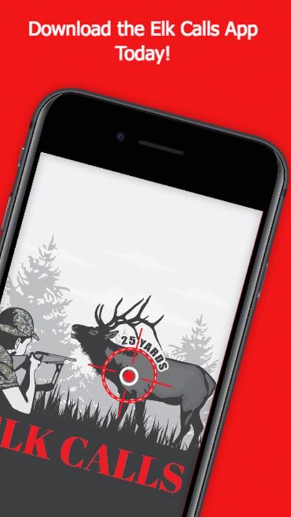 Elk Hunting Calls for Big Game Hunting screenshot-3