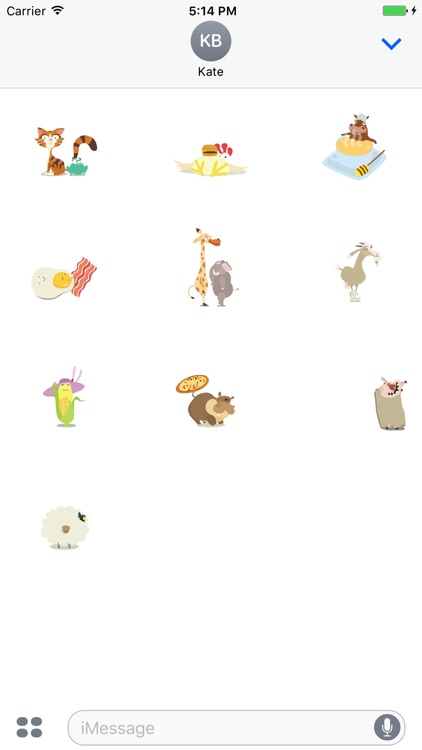 Hay Day Stickers