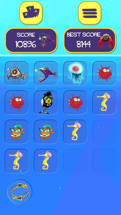 Predator 2048 Puzzle Game - Fun Logical Games