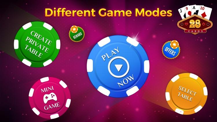 28 Card Game Multiplayer screenshot-3