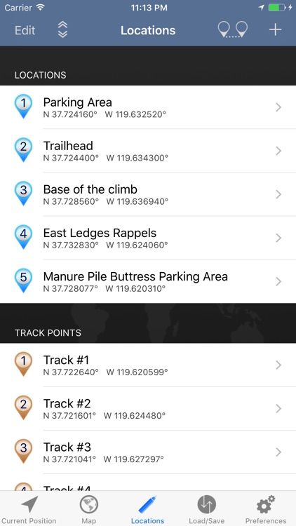 GPS Tour screenshot-2