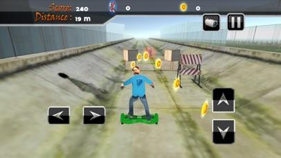 Hoverboard True Stunts: Finger Skate Board 3D