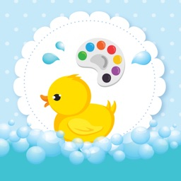 Cute Duck Coloring Drawing Book For Kids