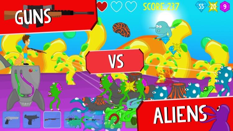 Alien Ambush - Alien Shooting Game screenshot-0