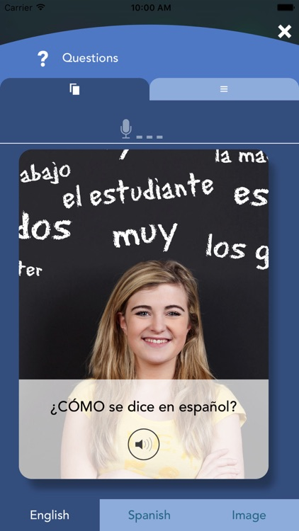 Essential Spanish Vocabulary Flashcards screenshot-1