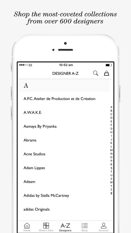 NET-A-PORTER | Luxury Fashion screenshot-4