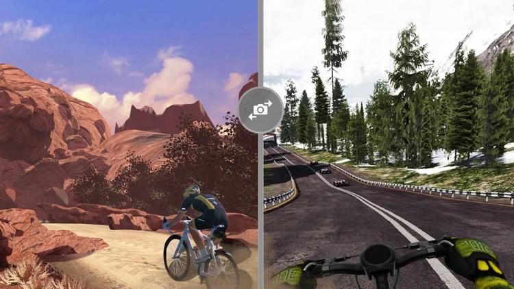 Bicycle Racing Simulator 17 - Extreme 2D Cycling screenshot-4