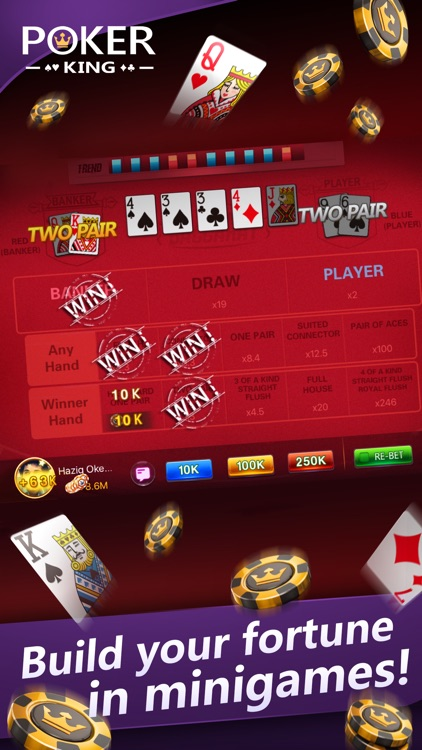Poker King - Texas Holdem screenshot-4