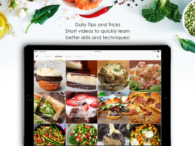 Yummy recipes cooking videos on the app store forumfinder Choice Image