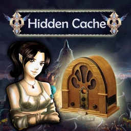 Hidden Object Games Hidden Cache : Detect Mystery