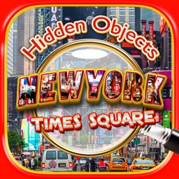 Hidden Objects New York - Times Square Adventure