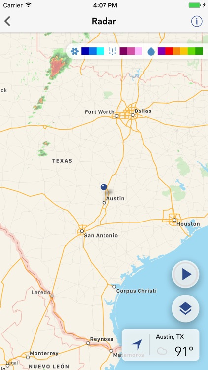 AUS wx: Austin, Texas Weather Forecast & Traffic by