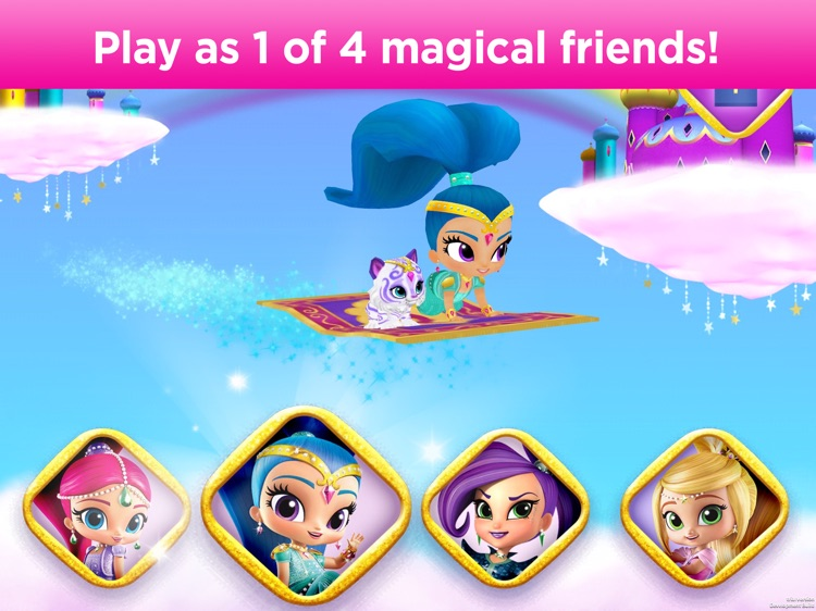 Smart Cycle Shimmer Shine Math screenshot-3