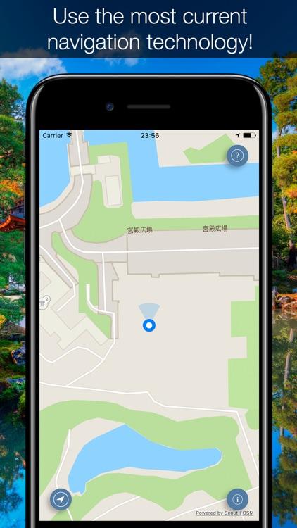 Japan 2017 — offline map and navigation! screenshot-4