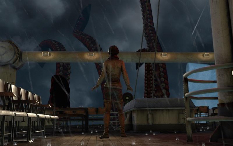 Syberia 3 screenshot 4