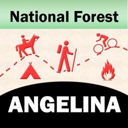 Angelina National Forest – Offline Map Navigator