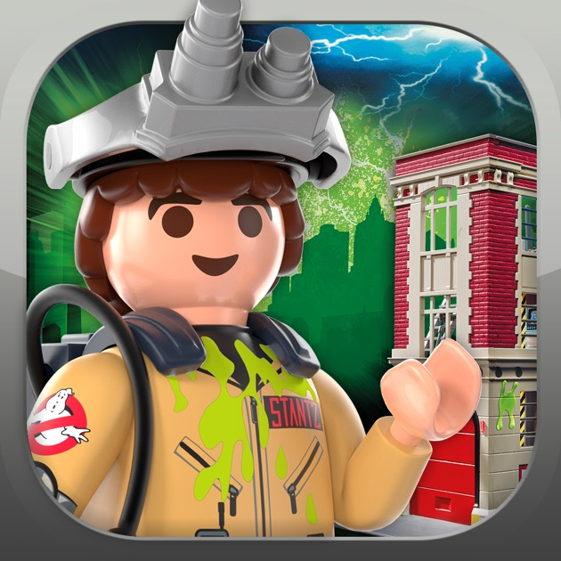playmobil ghostbusters on the app store. Black Bedroom Furniture Sets. Home Design Ideas