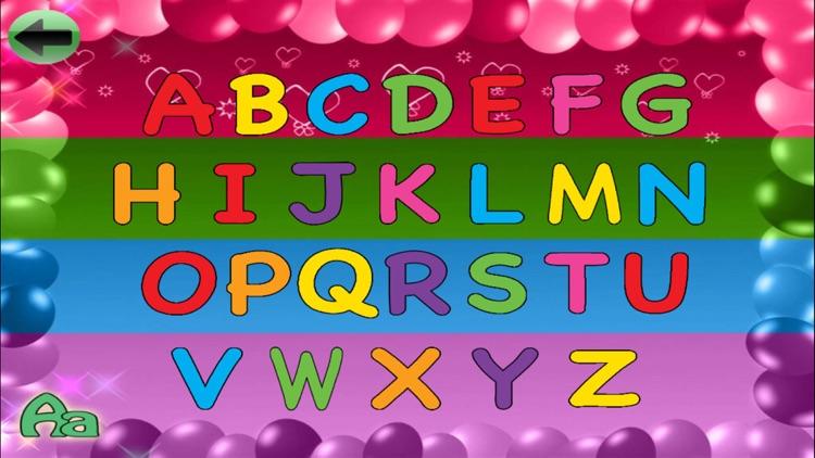 Ninu's English Alphabet Game