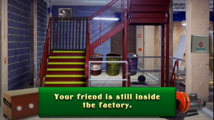 Escape The Factory - Let's start a brain challenge screenshot-2