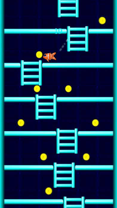 Fish Ladder Fall Down screenshot 2