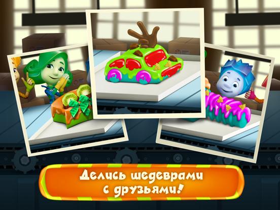 Игра Фиксики Кухня: Игры для Детей, Готовить Еду, Торты