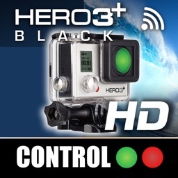 Remote Control for GoPro Hero 3+ Black Apple Watch App
