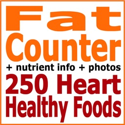 Fat Counter and Tracker for Healthy Food Diets