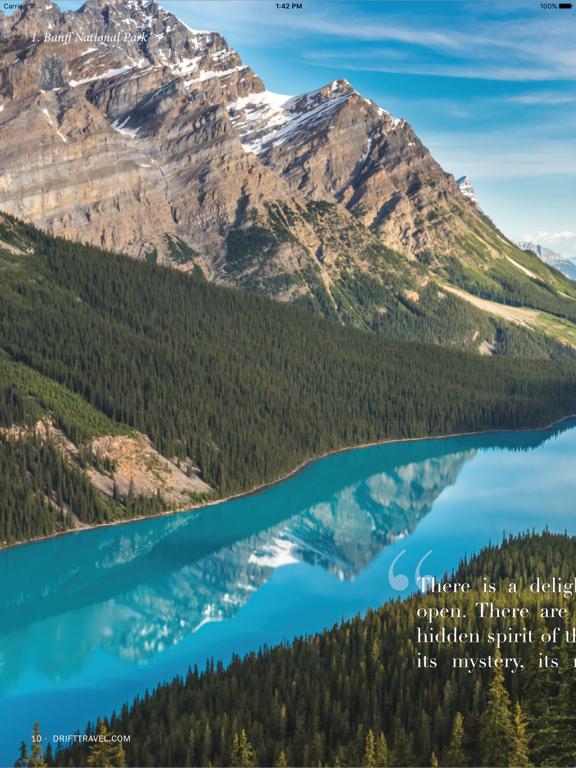 DRIFT Travel Magazine screenshot 7