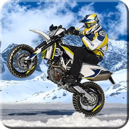 Snow Stunt Bike RAcer No.1