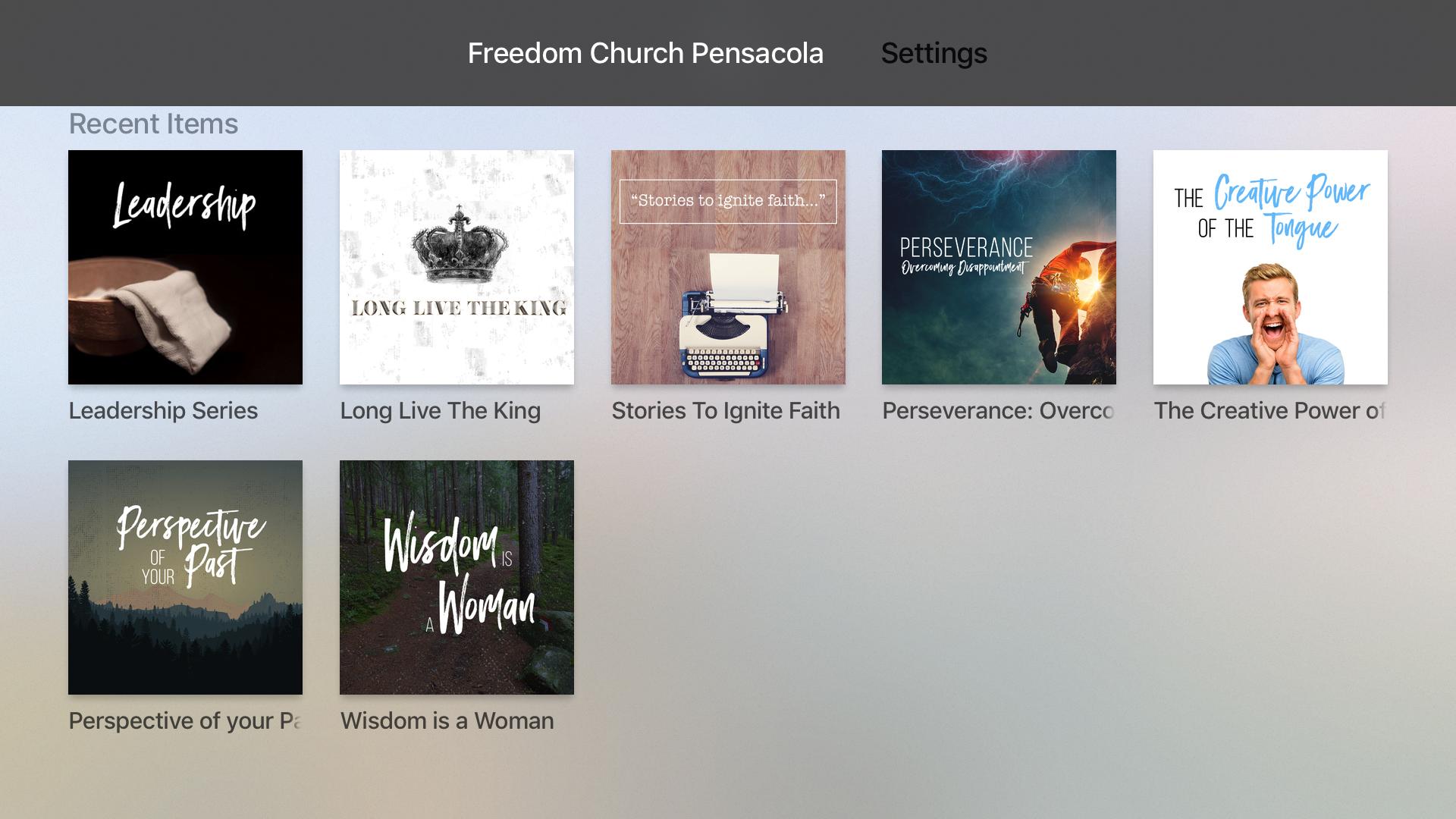 Freedom Church Pensacola screenshot 7