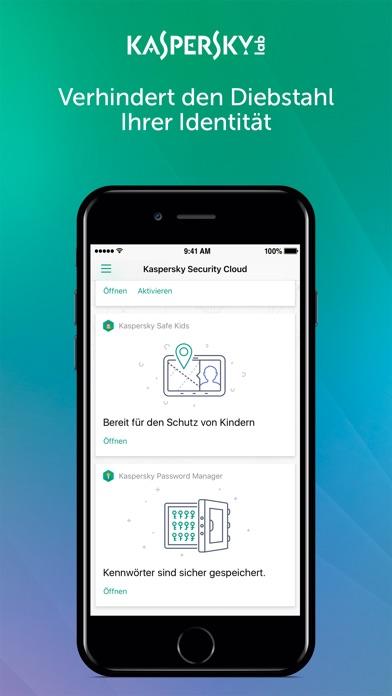 Kaspersky Security CloudScreenshot von 3
