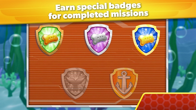 PAW Patrol: Air & Sea screenshot-4