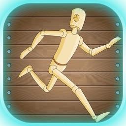 A Wooden Runner