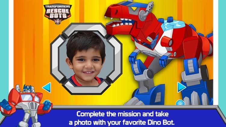 Transformers Rescue Bots: Dino Island screenshot-4