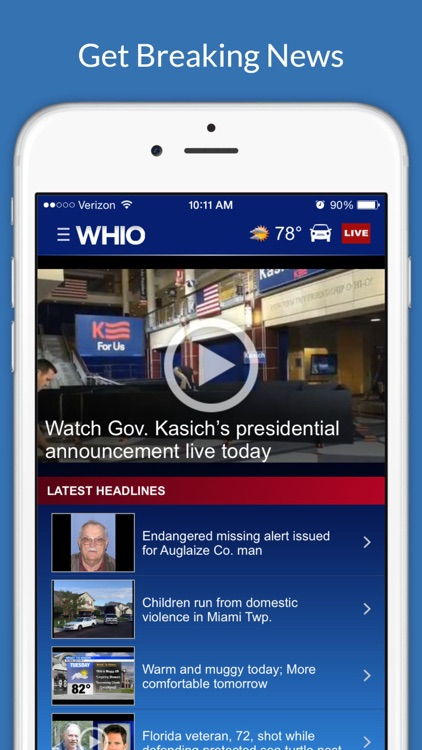 WHIO screenshot-0