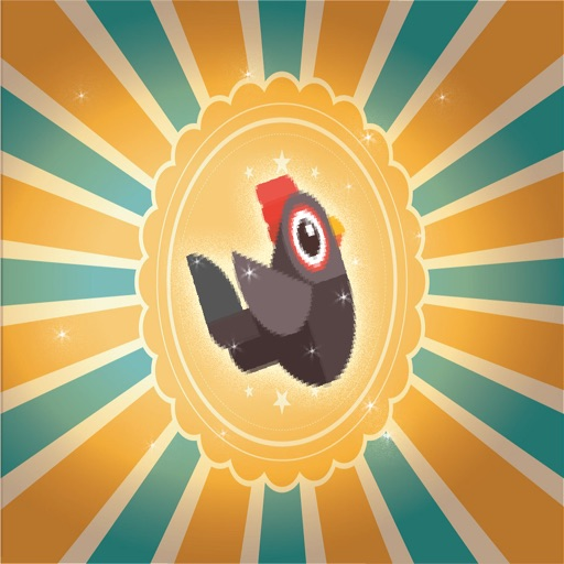 Angry Chicken Fly iOS App