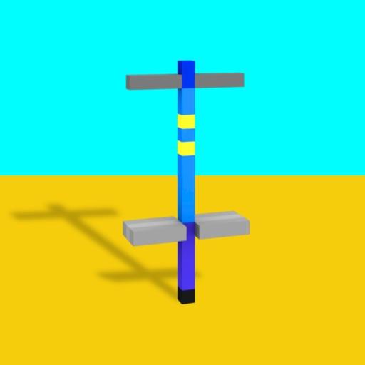 Amazing Pogo Stick iOS App
